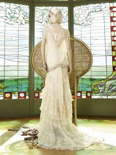 #Grecia #YolanCris #weddingdress #Spanish #brend #exclusive #different #romantic #Didier #handmade #vencanice #vencaniceBeograd #vencanicecentar #dress #bridal #fashion #bridalfashion #moda #materijal #model #bride #mlada #long #blind #lace #cirkons #flowers #network #carners #blackbirdfield #fascinator #acessories #weddingphotography