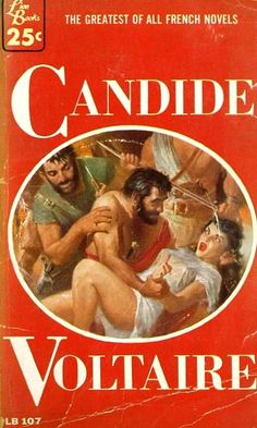 a literary analysis of the characters in candide by voltaire The book's criticism of traditional gender roles begins with the way  voltaire  immediately characterizes his protagonist, candide,  ascription of heavily  gendered character traits to the wrong gender is a motif in the novel.