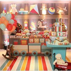 WEBSTA @ encontrodefestas - Festa Brinquedos Encontrei no IG  @umbocadinhodeideias Por @lacodefestaslz #encontrodefestas #umbocadinhodeideias #festabrinquedos #ideiasdefestas #inspiração