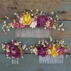 vintage hair comb wedding - Google Search