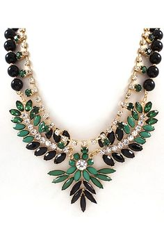 The Diana Statement Necklace! Cute Jewelry 0f033af2ed977