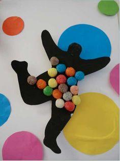 à la manière de Niki de Saint Phalle Classroom Art Projects, Art Classroom, Artists For Kids, Art For Kids, Classe D'art, Ecole Art, Pop Culture Art, Preschool Art, Art Lesson Plans