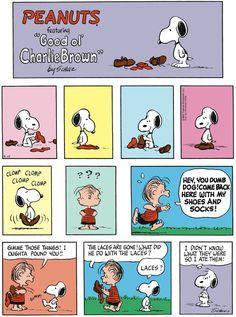Peanuts Comic Strip, September 11, 2016     on GoComics.com