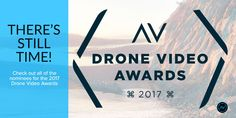 Tens of thousands of drone videos from around the world have been narrowed down to a handful of finalists in the first-ever AirVūz Drone Video Awards.  We have launched our first annual contest to celebrate the very best in drone cinematography.  Check out all the nominees and their videos below! Congratulations to all these contributors for placing as finalists in the AirVūz Drone Video Awards.