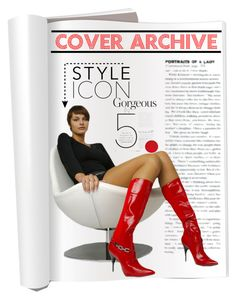 """Cover Archive"" by easy-dressing ❤ liked on Polyvore featuring polyvoreart"