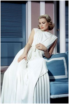 Grace Kelly in a still from High Society (1956).