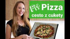 Fit pizza cesto z cukety (bez múky) - videorecept