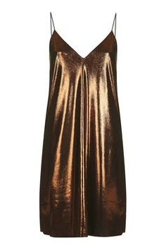 **Metallic Slip Dress by Nobody's Child