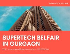 """Check out new work on my @Behance portfolio: """"Supertech Belfair in Gurgaon"""" http://be.net/gallery/50624353/Supertech-Belfair-in-Gurgaon"""
