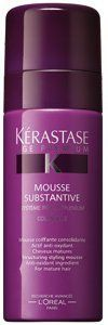Kerastase Age Premium Mousse Substantive Structuring Styling Mousse - 5.03 oz by L'Oreal Paris. $32.99. Kerastase Age Premium Mousse Substantive Structuring Styling MousseCollagen-Infused Mousse for Mature HairMousse Substantive is a collagen-infused mousse that provides longlasting condition, hold & body to fine/limp mature hair. Key Benefits:Collagen adds density and flexibility to maintain longer-lasting style.Calcium provides essential minerals to protect ...