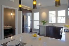 Case Design/Remodeling, Inc. - contemporary - kitchen - dc metro - Case Design/Remodeling, Inc.
