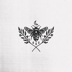 bee tattoo So I said, I will bring you up out of the affliction of Egypt to the land of the Canaanite and the Hittite and the Amorite and the Tattoo Drawings, Body Art Tattoos, New Tattoos, Cool Tattoos, Tatoos, Amazing Tattoos, Tattoo Sketches, Piercings, Piercing Tattoo