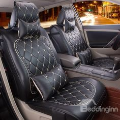Classic Palace Style Beautiful And Comfortable Universal #Car #Seat #Cover