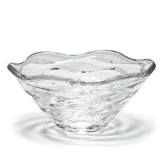 Mikasa Atlantic Crystal Bowl BRAND for sale online Dinner Plate Sets, Crystal Collection, Mikasa, Serveware, Tableware, Holiday Traditions, Colored Glass, Safe Food, Decorative Accessories
