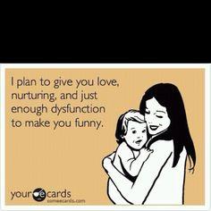 Honesty in parenting :)