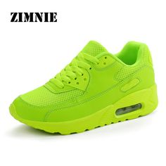 ZIMNIE Brand Newest Spring Autumn Running Shoes For Outdoor Comfortable Women Sneakers Women Breathable Sport Shoes Size 36-40