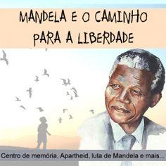 Este pacote, com 11 páginas e gabarito ao final, traz um pouco sobre a trajetória de Nelson Mandela em sua luta contra a segregação racial da África do Sul. Saiba mais no http://www.janainaspolidorio.com/mandela-e-o-caminho-para-a-liberdade.html