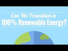 Can We Transition to 100% Renewable Energy? | Running on 100% renewable energy – how realistic is it really? Well, according to many researchers a world powered entirely by renewables such as wind, solar, hydro etc, is not unreasonable at all. In fact, they predict that we can achieve this by 2050. In the past, many countries have made it their mission to go all-renewable, and some have been very successful. Today, more than five countries have achieved their goal, and many more vow to go…
