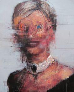 Portrait by Kim Byungkwan