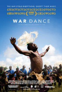 This film is recommended by the ESLC.  Simply put, this is difficult to watch, but amazing. Grab a box of Kleenex and see how amazing kids are.    http://www.wardancethemovie.com/