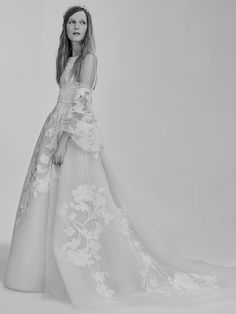 126 best elie saab ready to wear bridal images on pinterest alon the prettiest spring 2017 wedding dresses from bridal fashion week elie saab junglespirit Choice Image