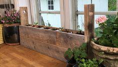 Foto: Stine Bjørnstad Tonne, Pesto, Wood Projects, Risotto, Planting, Pergola, Plants, Outdoor Pergola, Wood Working