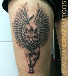 bastet+coxa+bastet+leg++tattoo+power+estudios+lojas+de+tatuagens+porto+matosinhos+portugal+melhor+estudio+melhor+loja+de+tatuagens+best+tattoo+shop+melhor+tatuador+best+tattoo+artist+best+tattooist+joaquim+cruz.jpg (2352×2622) Ring Tattoos, Flower Tattoos, Piercing Tattoo, Sleeve Tattoos, Body Art Tattoos, Wicked Tattoos, Dream Tattoos, Black Tattoos, Tatoos