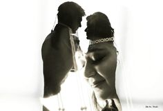 """I see You in Me."" Ninad & Shikha (Mangalashtak, Nagpur)  Make up : Brush 'N' Blush by kalyani jain  Jabs Inc. Studio Photography  #JabsInc #Ji #Maharashtrian #Wedding #Mangalashtak #Nagpur #Photography #Youinme #weddingplanner #weddingdreams #weddingdress #forever #lovestories #bigday #weddingphotography #weddingphotographers #wedme #mywed #silhouette"