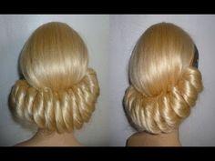 ▶ EINFACHE Frisuren mit Haarband.Hochsteckfrisur.Ausgehfrisur.Hairband Hairstyle.Peinados Trenzas - YouTube