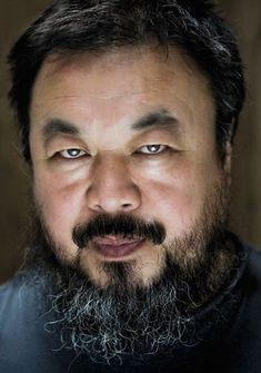 Ai Wei Wei, portrait on ArtStack #ai-wei-wei-1 #art