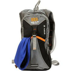 Bear Grylls 10L Hydration Camping Backpack Perfect For Any Trip