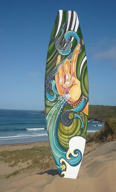 Down Loop Transition – Kite Surf Co Tutorial Surfboard Painting, Surfboard Art, Skateboard Art, Surfing Uk, Tenacious D, E Skate, Sup Surf, Surf Art, Papi