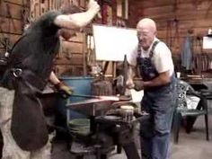Master and Apprentice Striking Demonstration - YouTube
