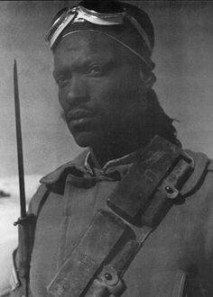 Arab/African volunteer with the Africa Korps, Tunisia.