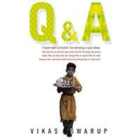 Q&A by Vikas Swarup (Slumdog Millionare) The book beats the movie