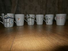 Winter mugs 2014