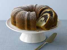 Rum-Scented Marble Cake Recipe on Yummly