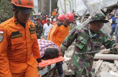 Nearly 100 killed, hundreds injured in 6.5-magnitude Indonesia earthquake