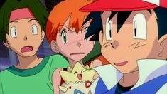 When Ash was attracted to Melody #ashketchum #pokemon #nintendo