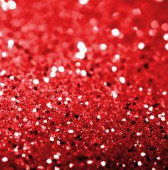 Glitter Red
