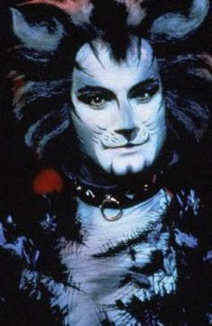 Michael Gruber as Munkustrap (the perfect gentleman [gentlecat?]) in CATS