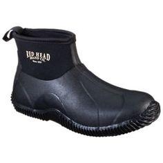 RedHead Mallard Boots for Men - Black - 10 M