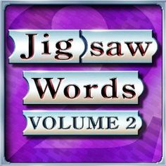 Jigsaw Words Volume 2 (A Free Word Game for Kindle) #kindle #free http://www.amazon.com/dp/B00688970M/?tag=afbm-20