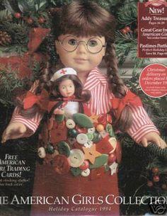 The American Girl Catalog