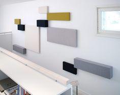 Whisper Acoustic Panels, Tapio Anttila, Accessories - Manhattan - Suite New York