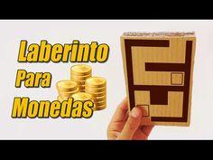 Laberinto para monedas, cómo se hace