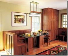 [ Feed Pictures Mission Style Kitchen Cabinets Mission Style Kitchens Designs Photos ] - Best Free Home Design Idea & Inspiration Mission Style Kitchens, Craftsman Style Kitchens, Bungalow Kitchen, Craftsman Interior, Craftsman Houses, Craftsman Bungalows, Kitchen Cabinet Styles, Kitchen Cabinetry, Cabinets