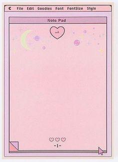 Aesthetic Pastel Wallpaper, Aesthetic Wallpapers, Memo Notepad, Note Doodles, Instagram Frame, Journal Stickers, Aesthetic Stickers, Kawaii Wallpaper, Kawaii Drawings