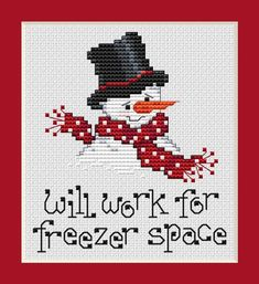 Brilliant Cross Stitch Embroidery Tips Ideas. Mesmerizing Cross Stitch Embroidery Tips Ideas. Cross Stitch Christmas Ornaments, Xmas Cross Stitch, Christmas Cross, Cross Stitching, Cross Stitch Embroidery, Embroidery Patterns, Cross Stitch Patterns Free Christmas, Loom Patterns, Snowman Cross Stitch Pattern