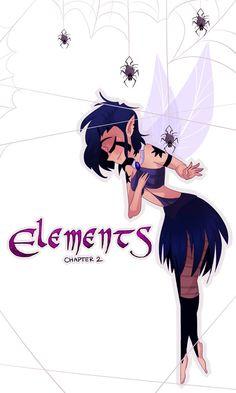 ELEMENTS Web comic [Glamist - Elemental-FA] by Glamist.deviantart.com on @DeviantArt